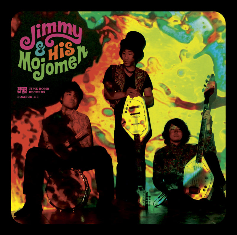 JIMMY & HIS MOJOMEN - JIMMY & HIS MOJOMEN (CD)