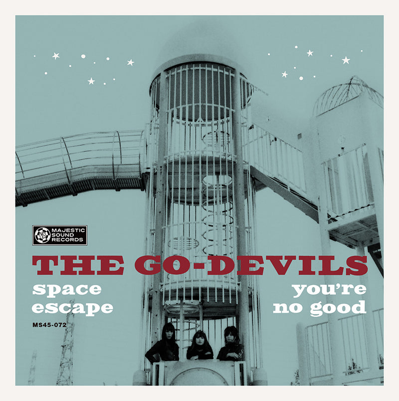 "GO-DEVILS, THE - Space Escape / You're No Good (7""/New)"
