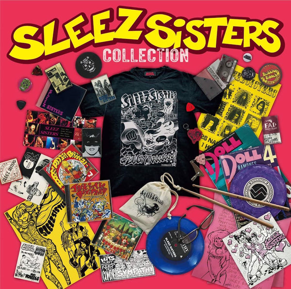 SLEEZ SISTERS - Collection (Japan Orig.CD/New)
