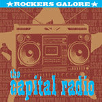 CAPITAL RADIO - Rockers Galore (CD)