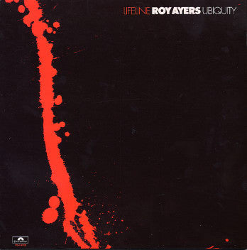 ROY AYERS UBIQUITY (ロイ・エアーズ)  - LIfeline (US Ltd.Reissue LP/New)