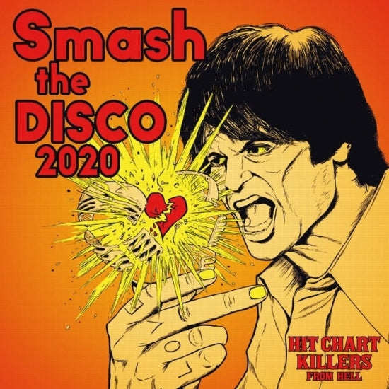 V.A.  - Smash the DISCO2020 (紙ジャケCD/New)