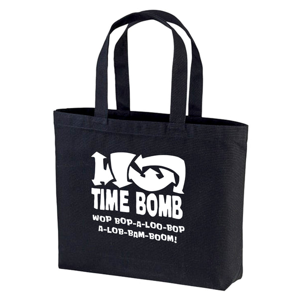 TIME BOMB NOVELTY GOODS - トートバッグ(Old Logo)