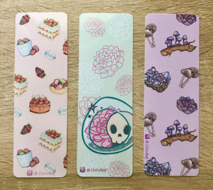 Bookmark Set D