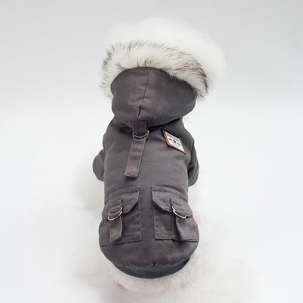 Cap dog coat - Paws & Play