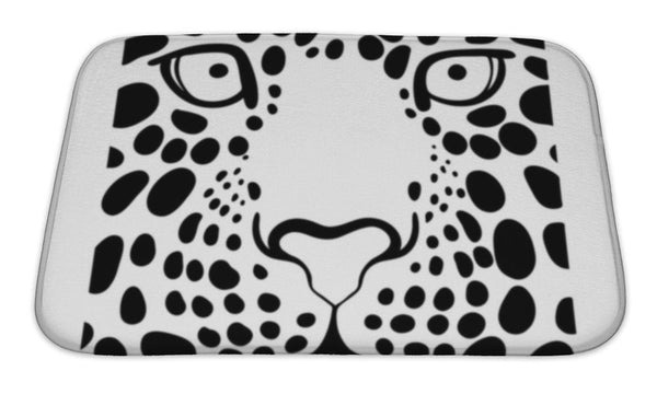 Bath Mat, 056 Leopard Pattern 01 - Paws & Play