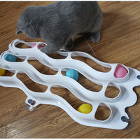 Plastic Sucker For Cats - Paws & Play