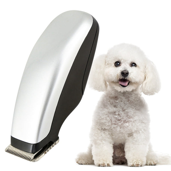 Rechargeable Low-noise Hair Clipper for  Dogs & Cats - Paws & Play