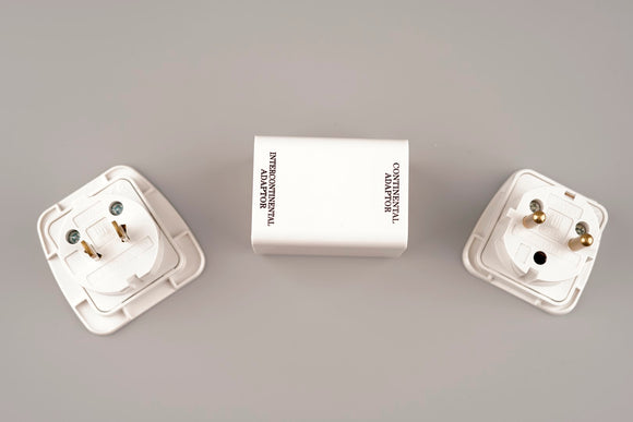 Travel Converison Adaptor ( KIT FORM )