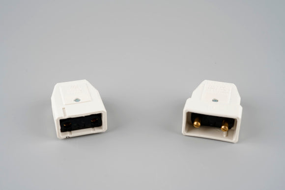 5A 2 Pin Plug and Socket Cable Connector