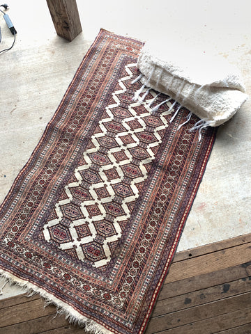Antique Persian Weave Rug