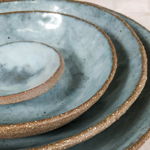 Handcrafted Ceramic Plates