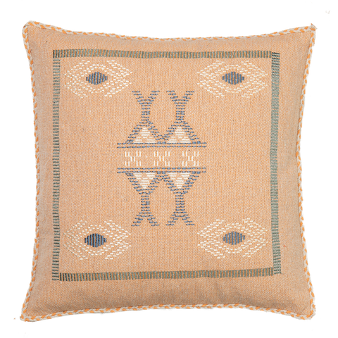 Peach Oaxaca Cushion 45 x45