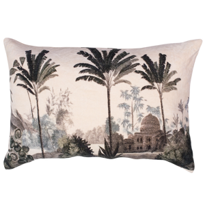 Bangalow Velvet Cushion