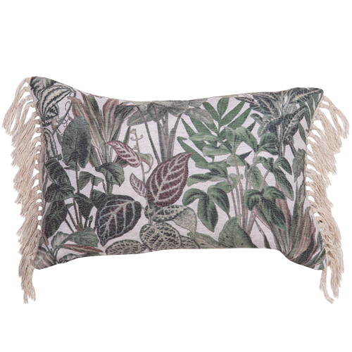 Borneo rectangle cushion