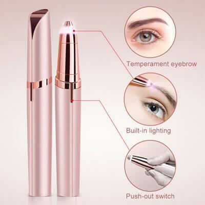 Shopytic™ AUTOMATIC EYEBROW TRIMMER