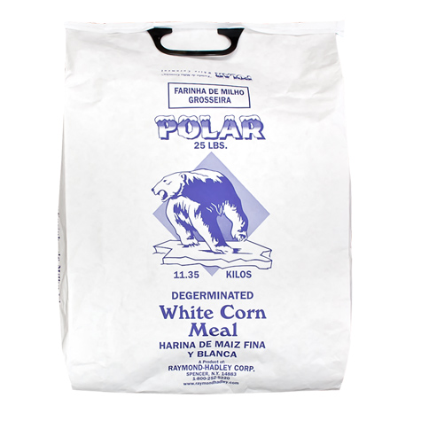 POLAR White Corn Flour 1/25 lbs