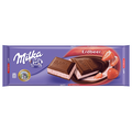MILKA Erderbeer [Strawberry] 13/300g