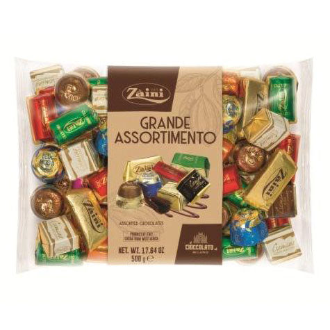 ZAINI Grande Assortimento Chocolates 12/500g