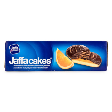 CRVENKA Jaffa Biscuit Orange 24/150g