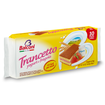 BALCONI Trancetto Fragola Strawberry 15/280g