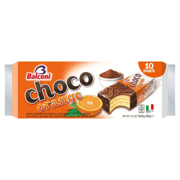 BALCONI Chocolateo Orange 15/350g