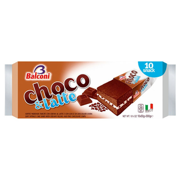 BALCONI Chocolateo & Latte 15/300g