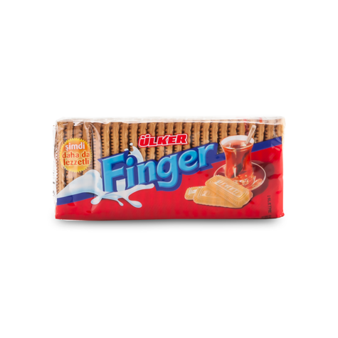 ULKER Finger Cookies 16/150g