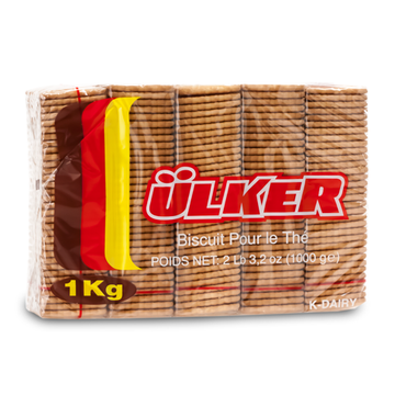 ULKER Tea Biscuits 5/1000G