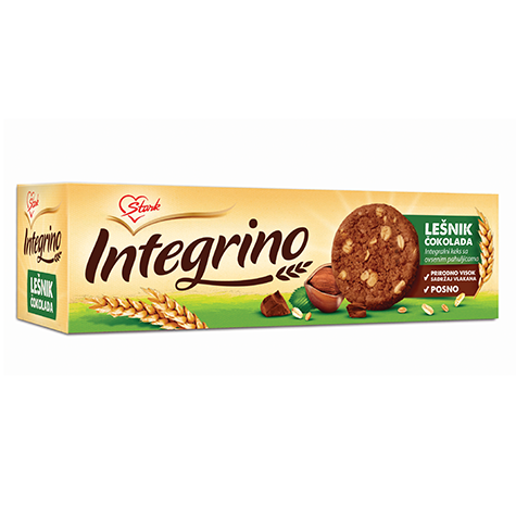 STARK Integrino Chocolate and Hazelnut 15/185g