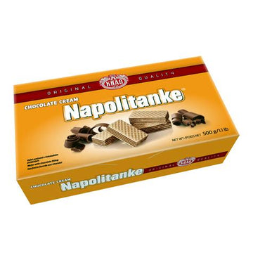KRAS Napolitanke Chocolate Cream 10/500g