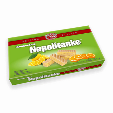 KRAS Napolitanke Lemon Orange 12/330g