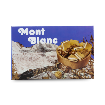 EVROPA Wafers Mont Blanc 12/300g