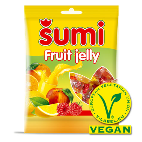 ZITO Sumi Candy Fruit Jelly 32/175g