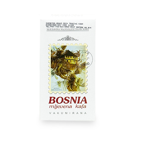 VISPAK Bosnia Grnd Coffee 36/250g