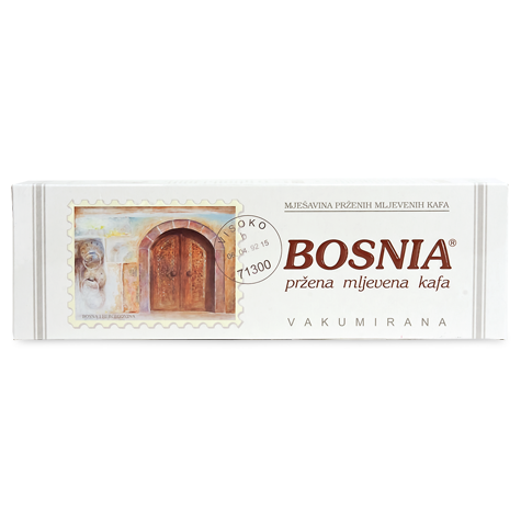 VISPAK Bosnia Ground Coffee 22/2x227g [42052]