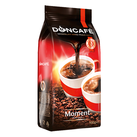 DONCAFE Moment [Coffee] 12/500G