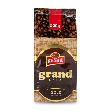 GRAND Kafa Gold Coffee 20% Gratis 10/600g