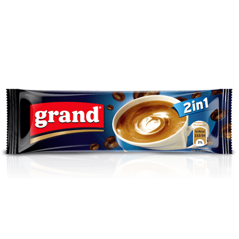 GRAND Kafa Instant 2in1 [Coffee] 8/20x12.5g