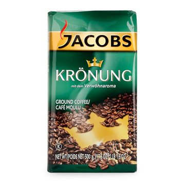 JACOBS Kronung [Coffee] 12/500g