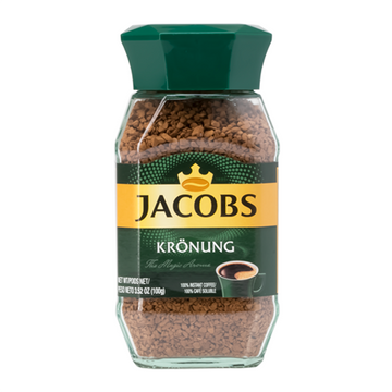 JACOBS Kronung Instant [Coffee] 6/100g