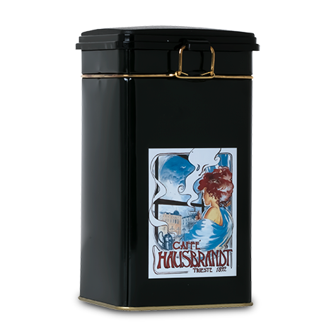 HAUSBRANDT Liberty Espresso Ground 6/(2x250g) tin