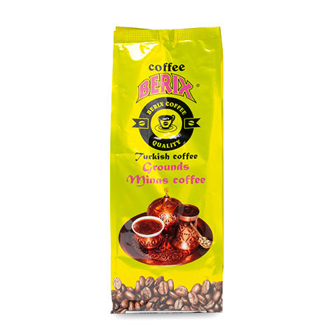 BERIX Ground Coffee Yellow 25/454g