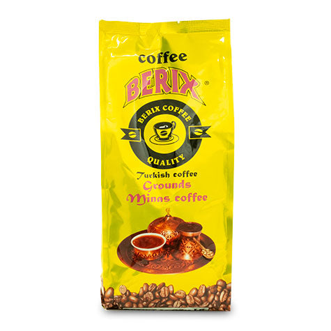 BERIX Ground Coffee Yellow 14/907g