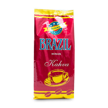 BERIX Brazil Ground Coffee 25/454g