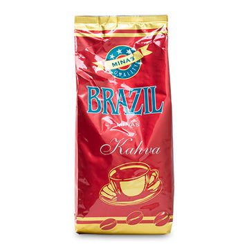 BERIX Brazil Ground Coffee 14/907g