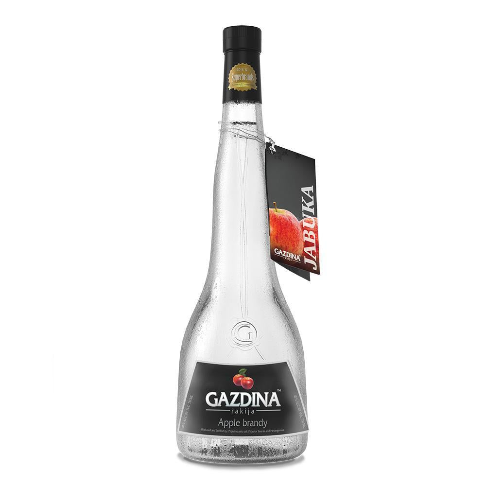GAZDINA Apple Brandy [Jabuka] 6/750 ml