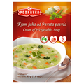 PODRAVKA Soup Cream of 9 Vegetable 19/45g