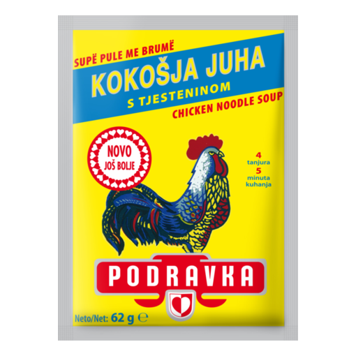 PODRAVKA Soup Chicken 35/62g