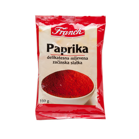 FRANCK Ground Sweet Paprika 15/100g